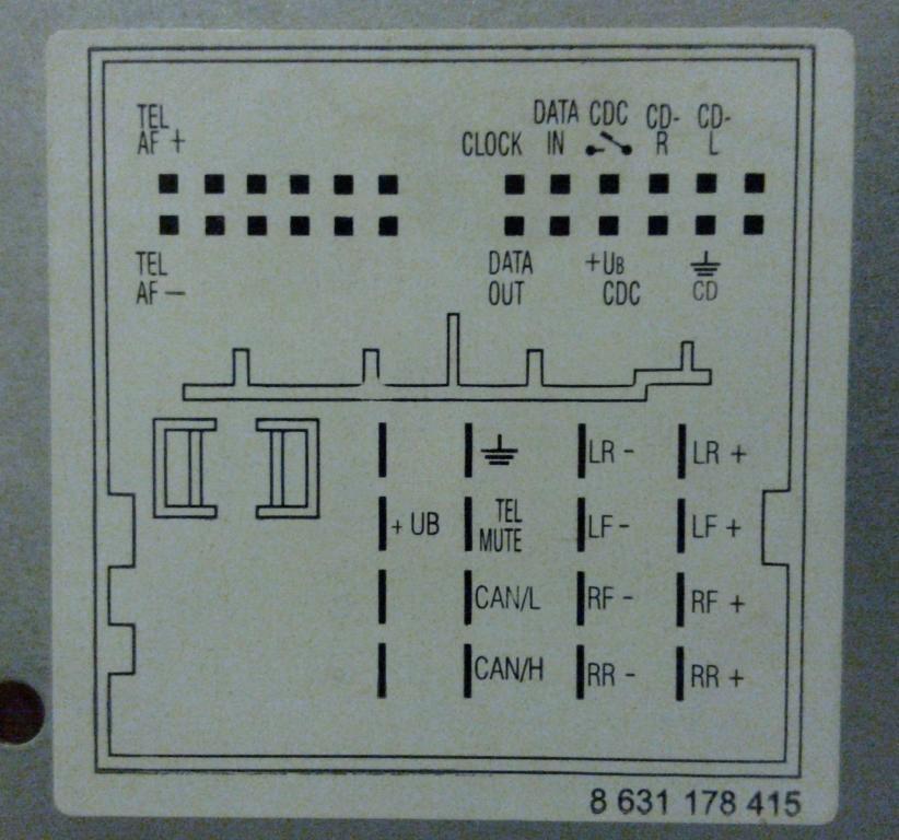 Seat Car Radio Stereo Audio Wiring Diagram Autoradio