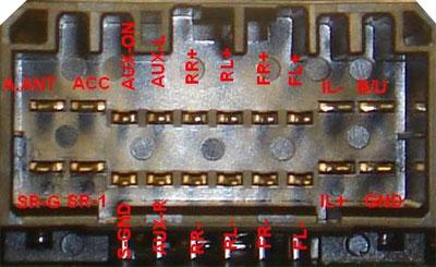 SUZUKI CLARION PS 2654D B 39101 65J30 car stereo wiring diagram connector harness pinout?resize\\\\\\\\\\\\\\\=400%2C245 suzuki vitara radio wiring on suzuki download wirning diagrams suzuki jimny radio wiring diagram at suagrazia.org