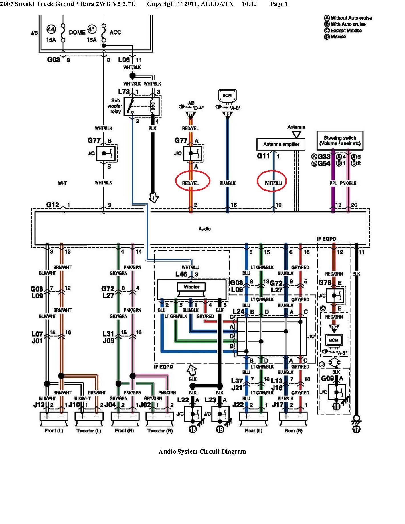 suzuki baleno wiring diagram wiring diagram rh wiring1 ennosbobbelparty1 de