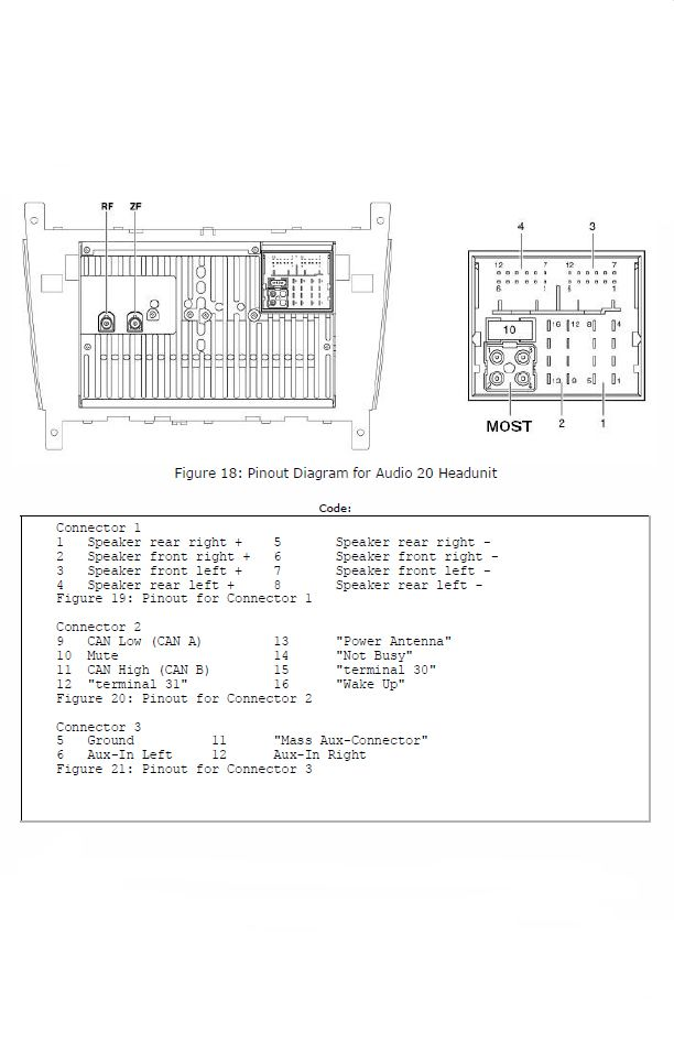 audio20 connections?resize=612%2C958 2005 smart car wiring diagram wiring diagram  at gsmportal.co