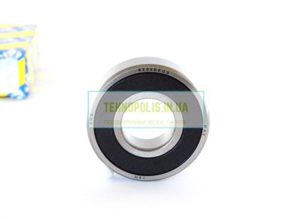 ціна на підшипник 6203 EE C3 SNR (180203)