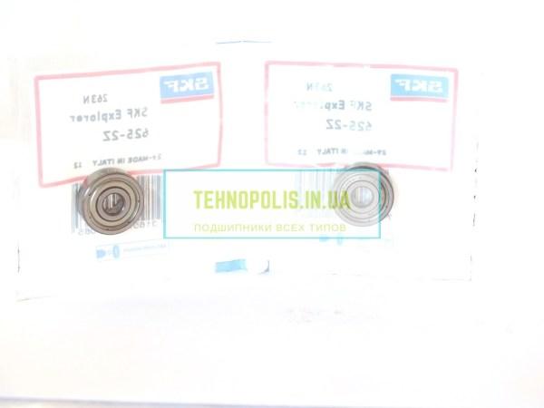 цена на подшипник 625 ZZ SKF
