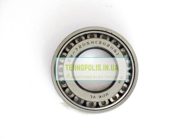 ціна на підшипник 7205 (30205) Волжск 15 ГПЗ VPZ