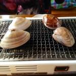いさりび食堂 焼き蛤