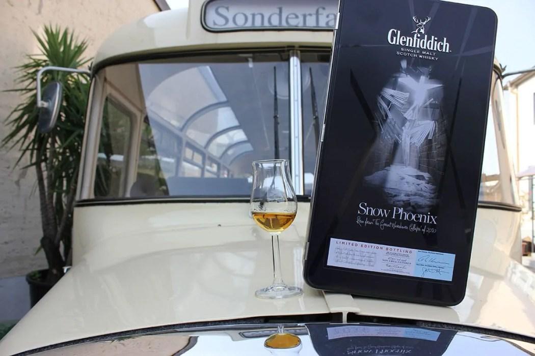 Whisky-Nostalgie-Tour Bus