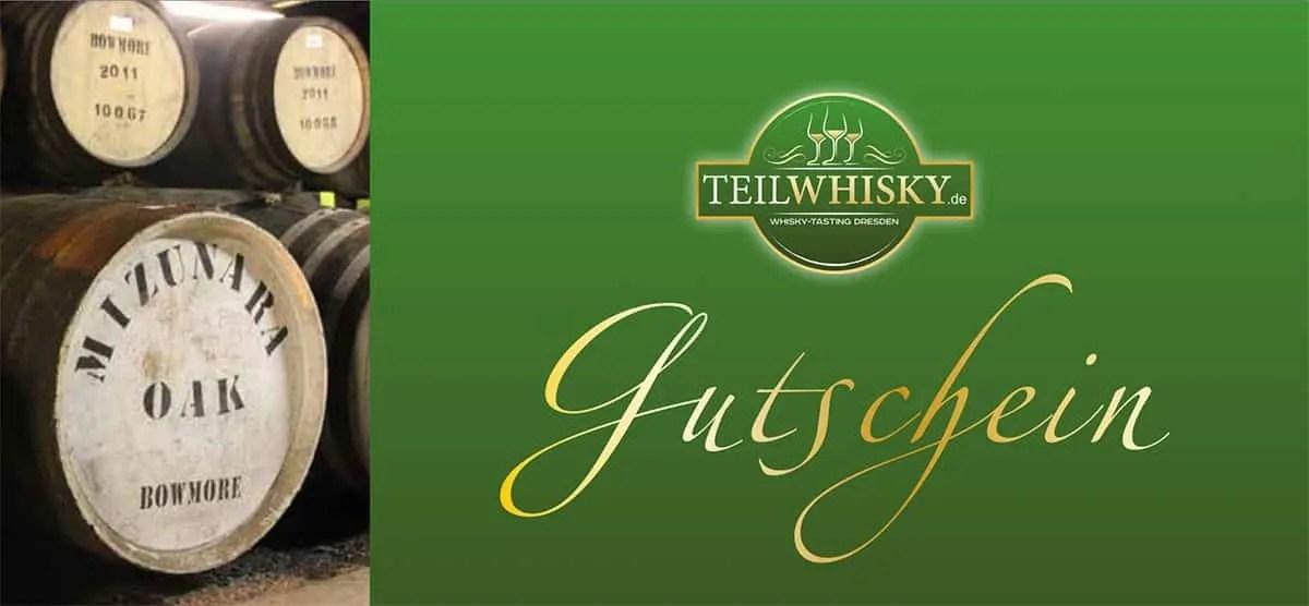 Geschenk-Gutschein von TEILWHISKY.de
