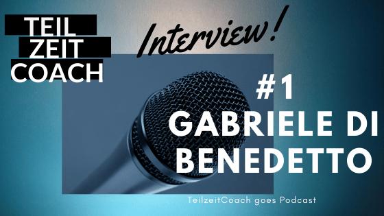 Interview mit Gabriele di Benedetto