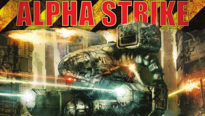 BattleTech Alpha Strike Printable Area Terrain