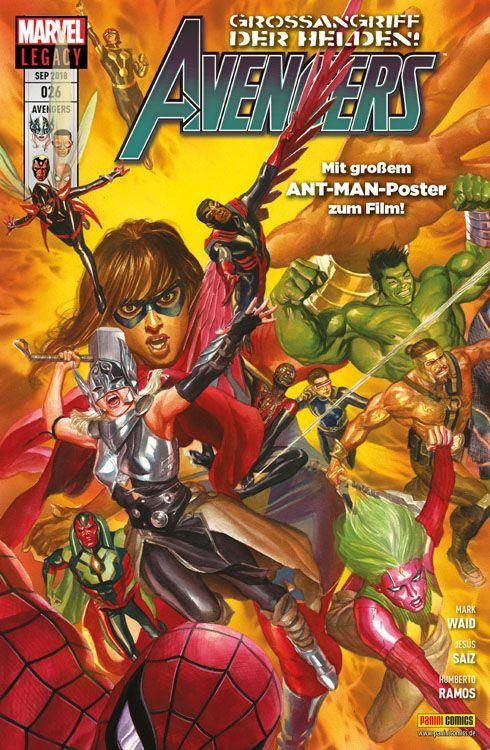 Marvel Helden Und Schurken