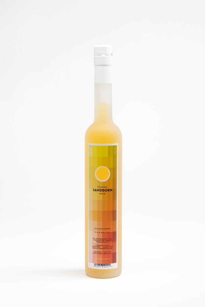 Teiskon Wine Sea-buckthorn