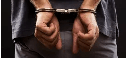 criminal handcuffs