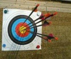 Le tir à l'arc chez soi