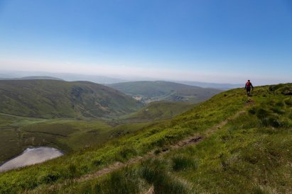 Best Hill Walks in Wales - Cadair Berwyn