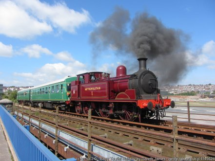 The Heritage Railways of Wales - Barry
