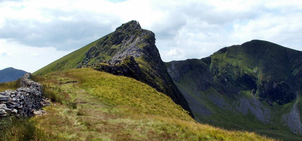 Best Hill Walks in Wales - Snowdonia's Nantlle Ridge