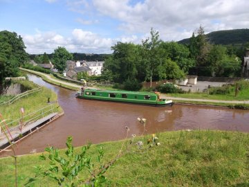 Taff Trail Brecon Monmouth Canal