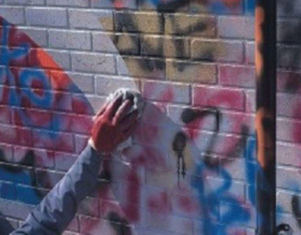 reparaciones integrales, limpieza de graffitis, collado villalba