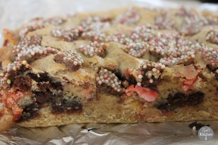 Biscuit Cookie Pie