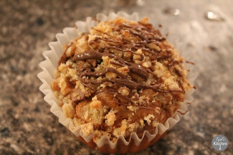 Coffee Nut Muffins!