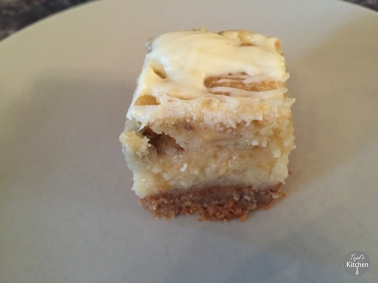 Banana Fudge Bar
