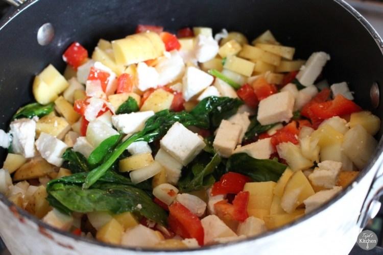 Vegetable Panner Rolls