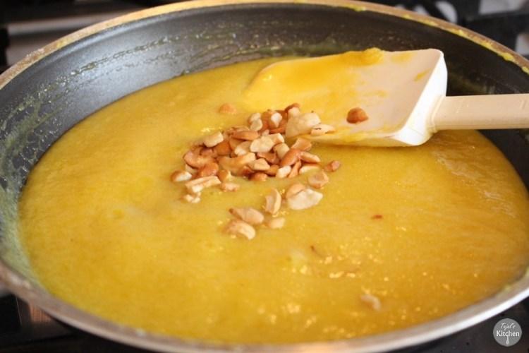 Mango Burfi Fudge Diwali Recipe