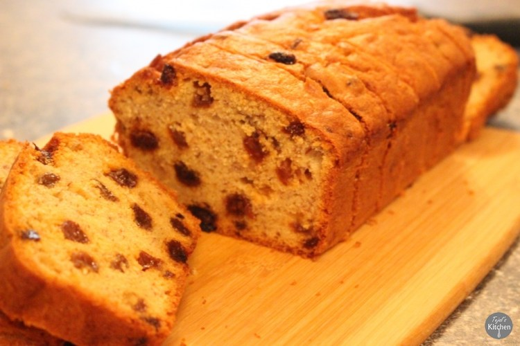 Banana Fruit Loaf