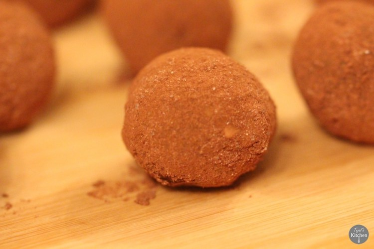 Pumpkin Healthy Balls