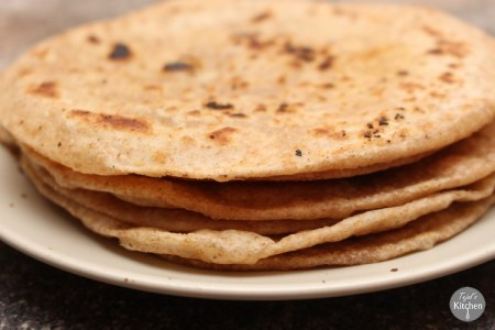 Kulcha Indian Bread