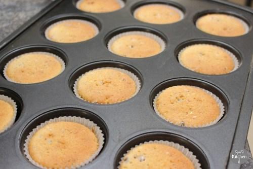 Vanilla Micro Egg Cup Cakes