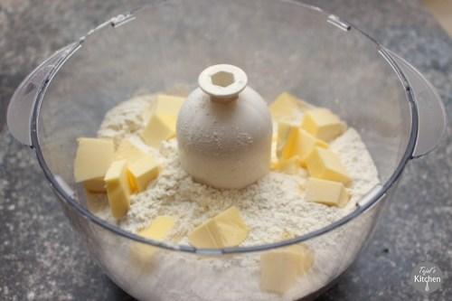 Jalapeno Cheese Scone