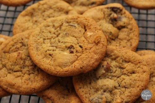 Triple Choc Chip Cookie