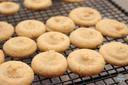 Ginger Cinnamon Biscuits