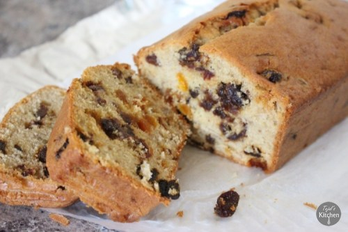 Fruity Banana Loaf
