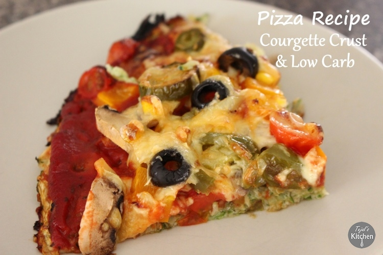 Courgette Pizza Crust Recipe – Tesco Orchard