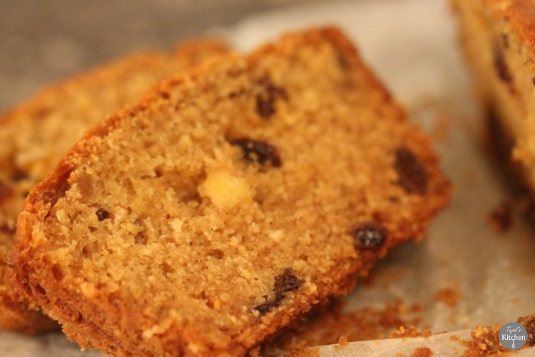 Vegan Fruit Loaf