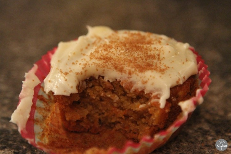 Apple & Carrot Cupcakes