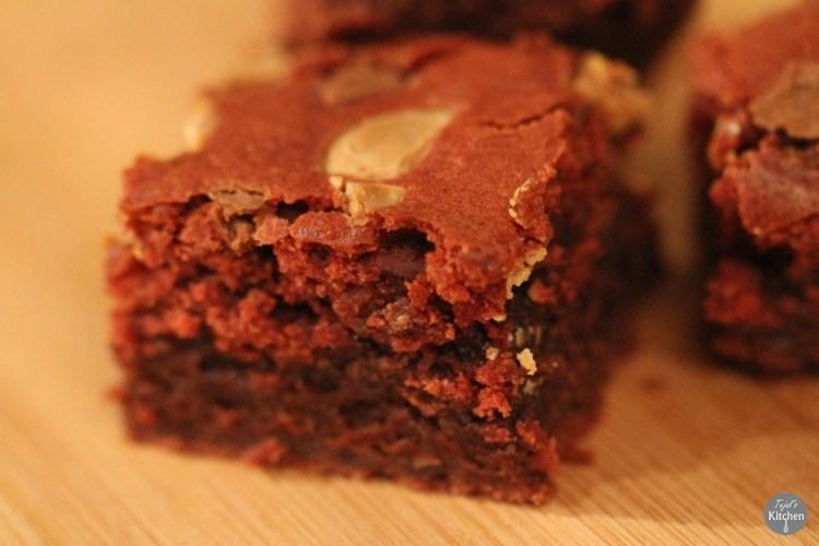 Red Velvet Chocolate Brownie