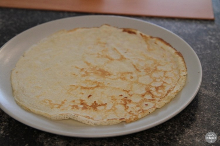 Crepep Style Pancakes