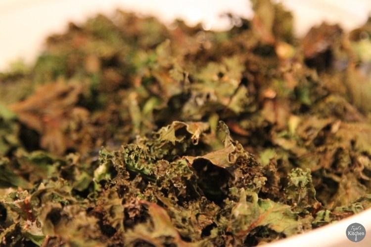 Healthy Kale Crisps/Chips