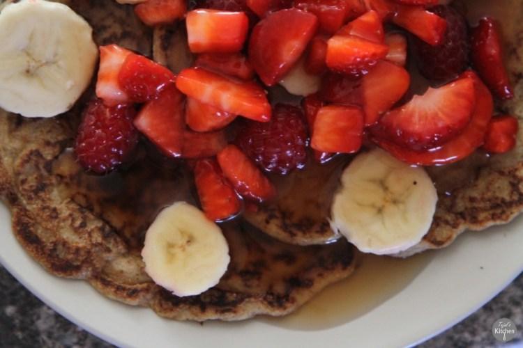 Vegan GF Pancakes
