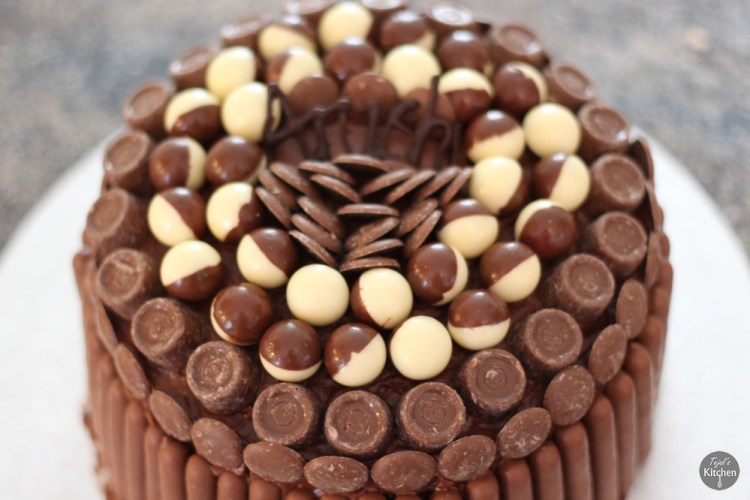 Chocolateexplosioncake