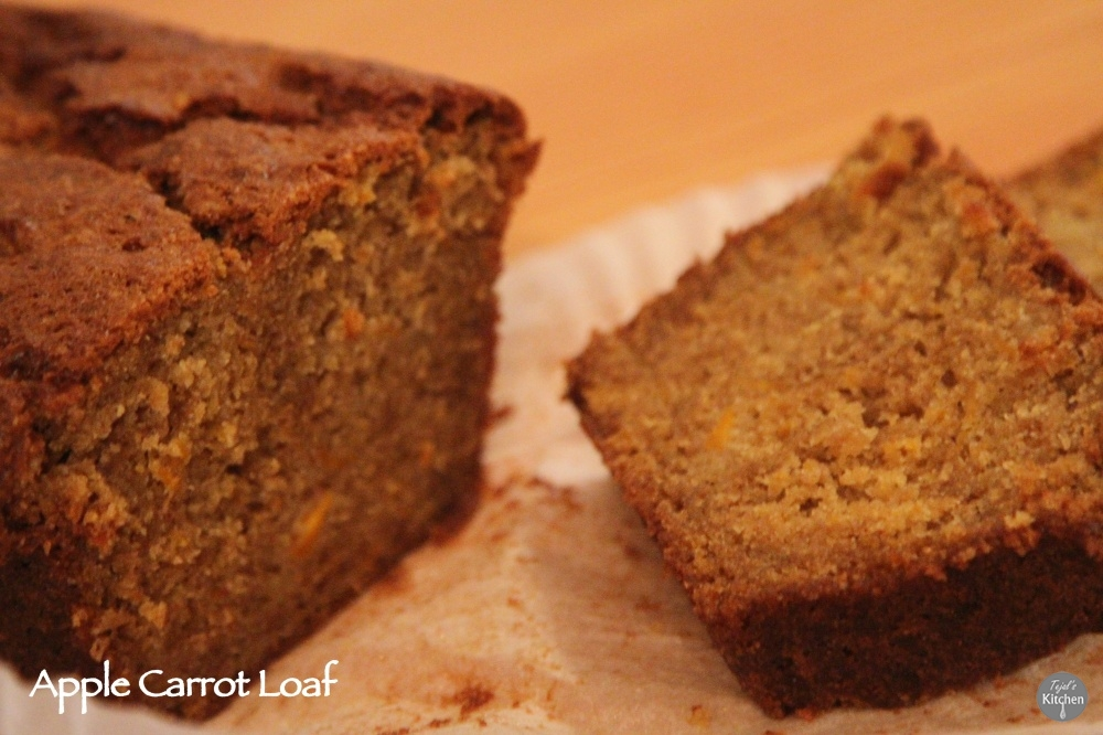 Carrot Cake Loaf All Recipes: Apple Carrot Loaf