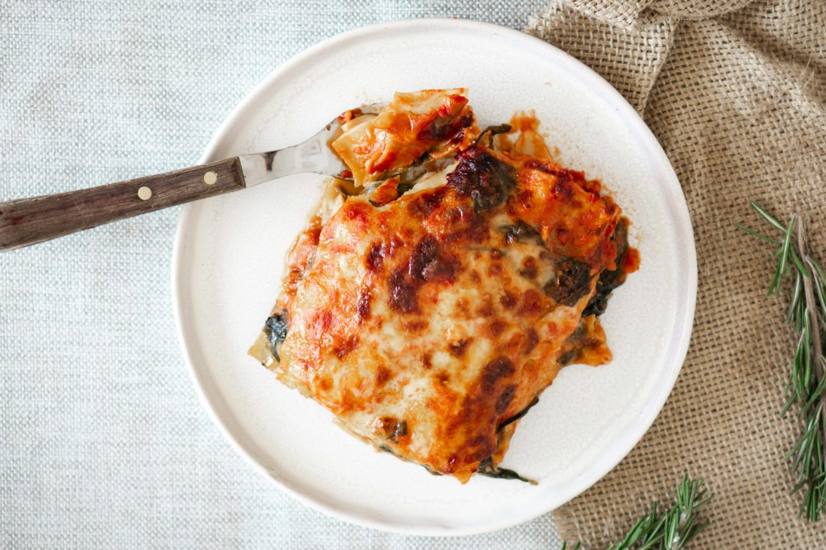 How to Make Vegetable Lasagna at Home?