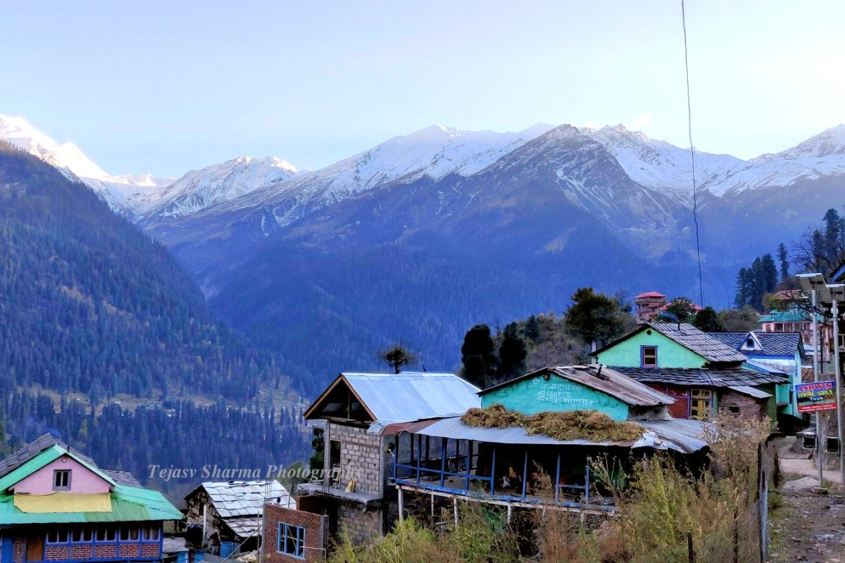 5 Best Places To Visit in Himachal Pradesh
