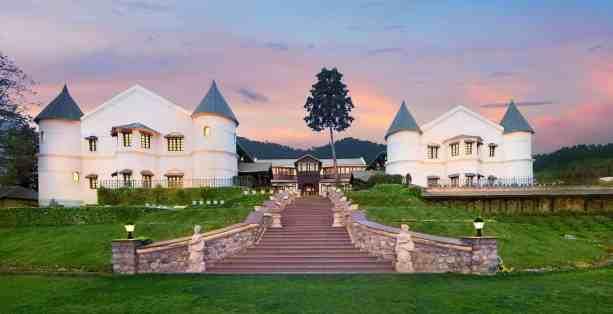 The Savoy - Best Hotel in Mussoorie   Tejasv Sharma