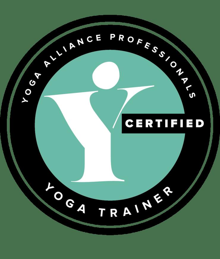 Yoga alliance cyt logo