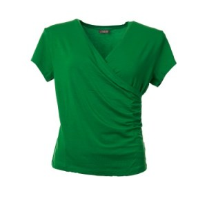 Froy & Dind shirt Emilia green