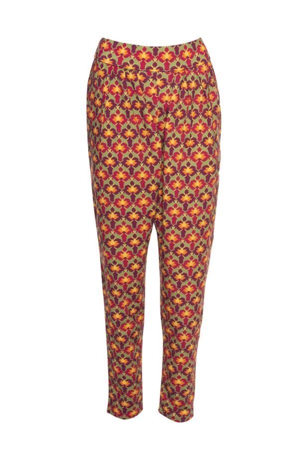 LaLamour Pants Lotus Bordeaux