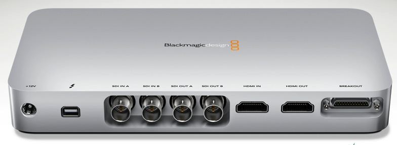 BlackMagic Design UltraStudio 3D Review